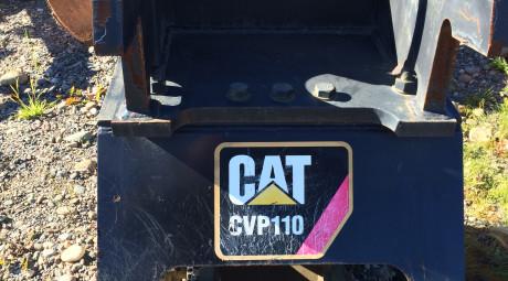 Caterpillar-CVP110-Compactor
